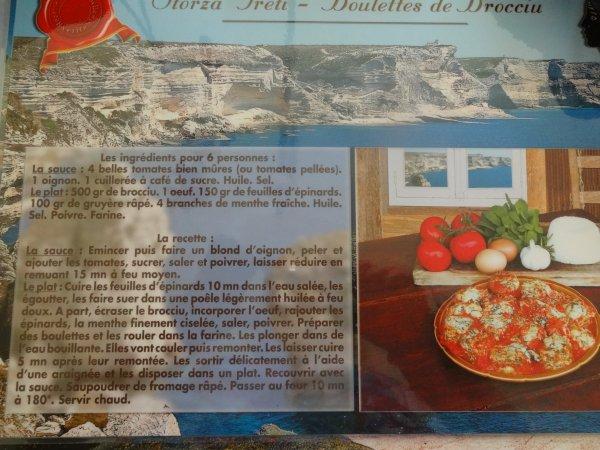 suite des recettes et une photo prise au jardin des plantes de rouen