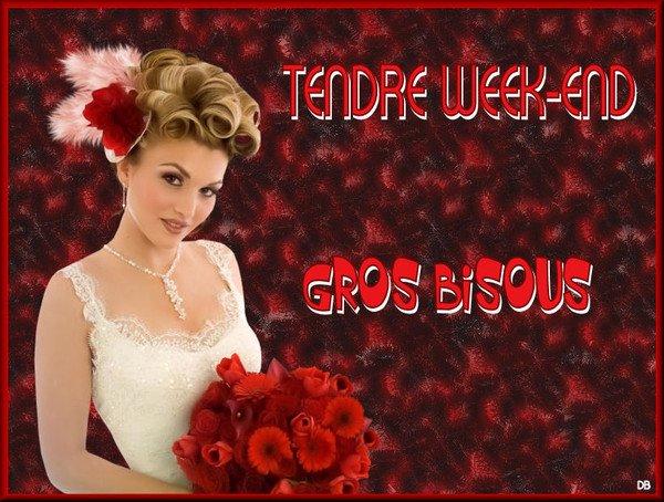week end      yes!!