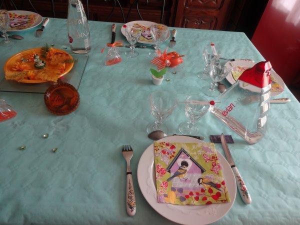 petits repas entre amis