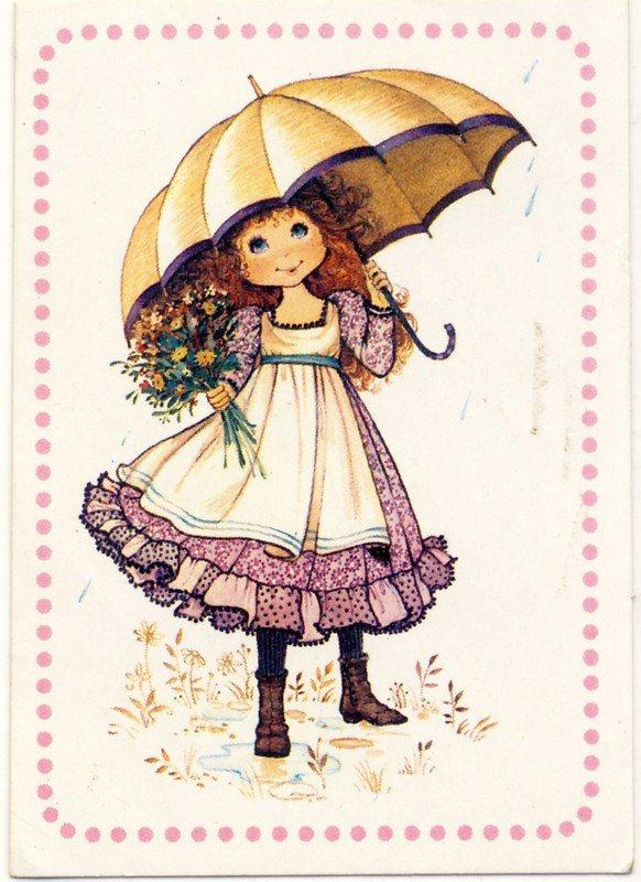 ici la pluie  mais je vais continuer mes petites créas lol