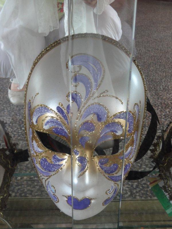le masque que je me suis offert ...à venise bien sur