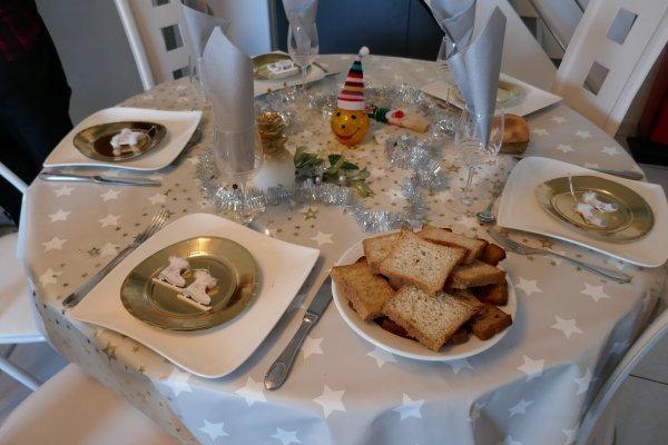 la table des fetes de l'an