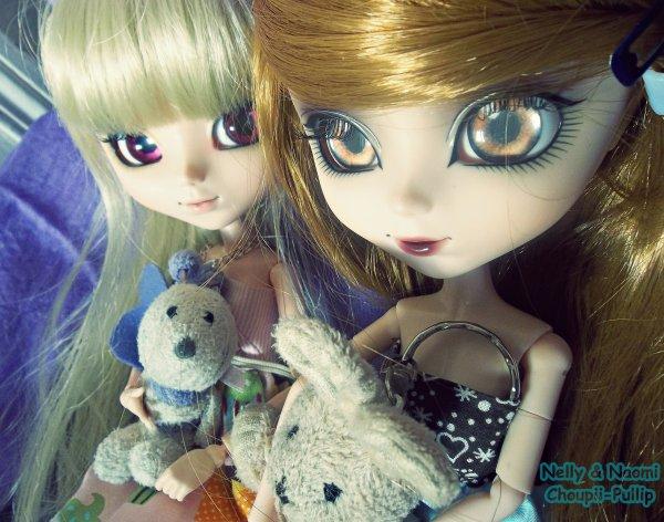 Petite custo : Lyloo/Naomi