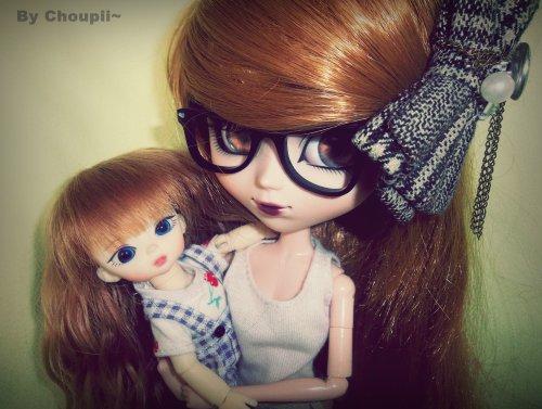 Molly et Naomi ♥