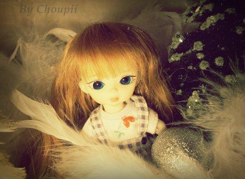 Séance de Noël, toute la petite famille ! ♥