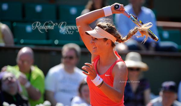 Roland Garros, Paris (FRA)  22 mai-10 mai 2012, Terre Battue