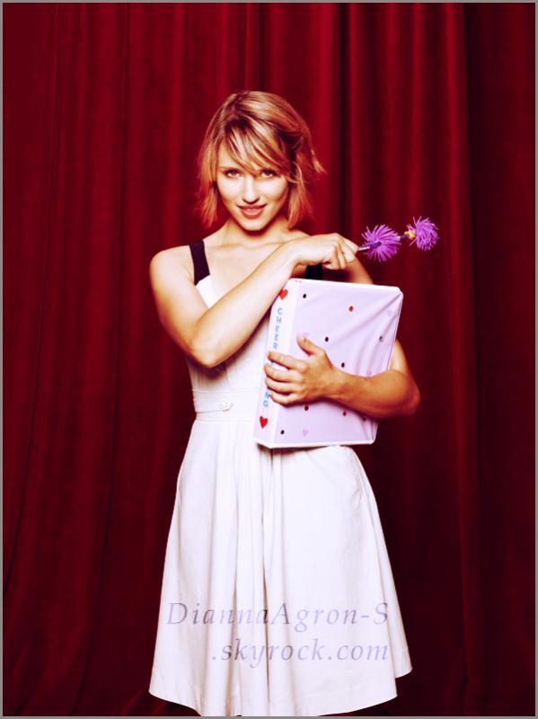 Première image promo de la saison 3 de Glee.