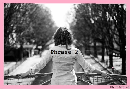 --> Phrase n°2