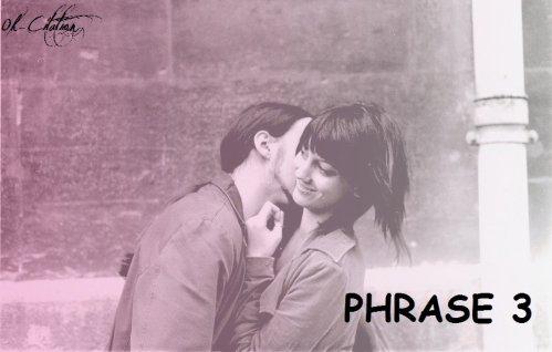 --> Phrase n°3
