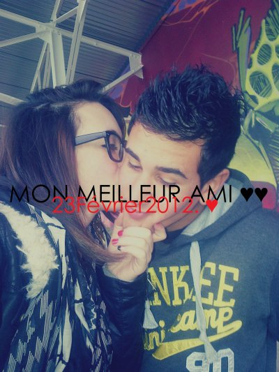*Mon Meilleur Ami. ♥*