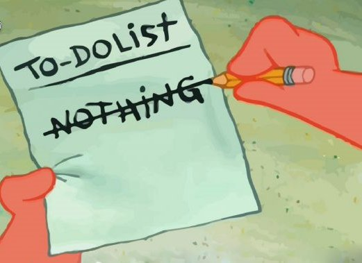/!!!\ My  « To-Do List » /!!!\