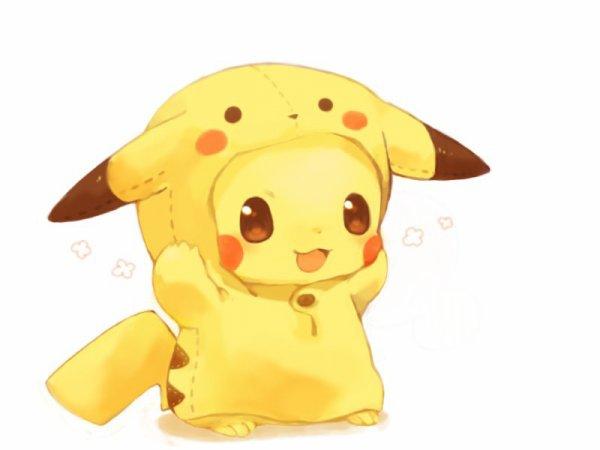 Pikachu Est Trop Mimi