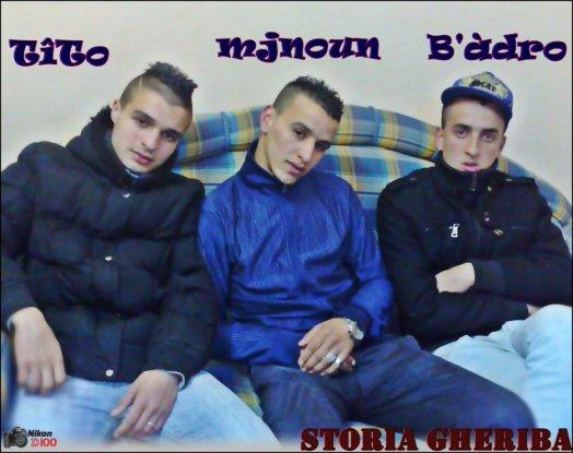Tito & Majnoun & B'adro