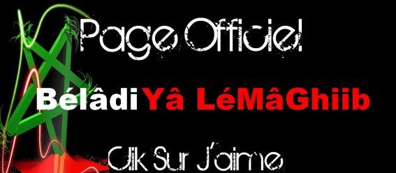 Page - Bélâdi Yâ LéMâGhiib