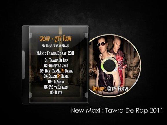 Maxi Cyti Flow - Tawra De Rap