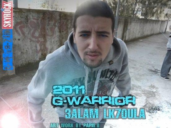 G-Warrior