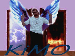 KiMo CraZy Style_Kadra DjiK El Mout (''New Exclusive'') (2012)