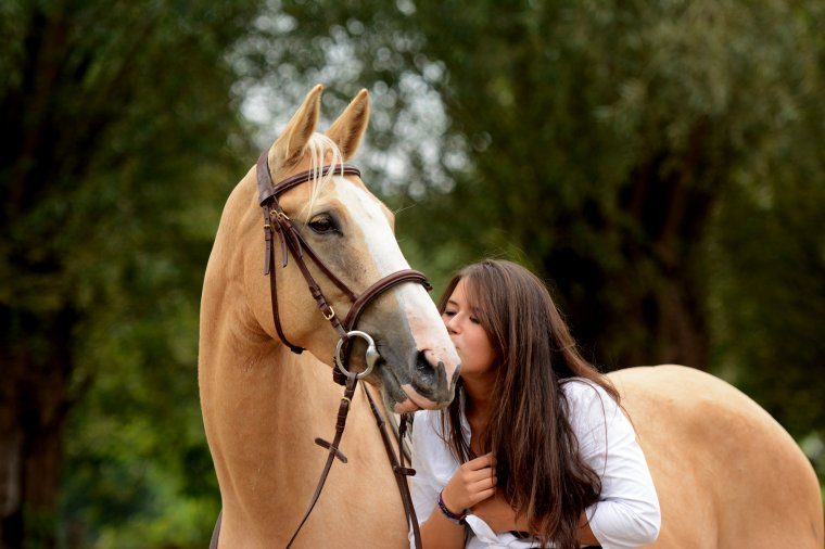 Mon petit poney va bien ♥ =)