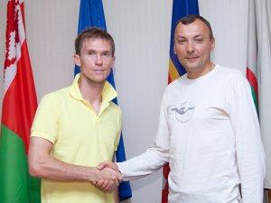 Belarus : Hleb rentre au pays