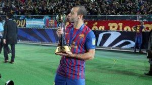 Espagne : Mascherano prolonge au Barça et devient intouchable