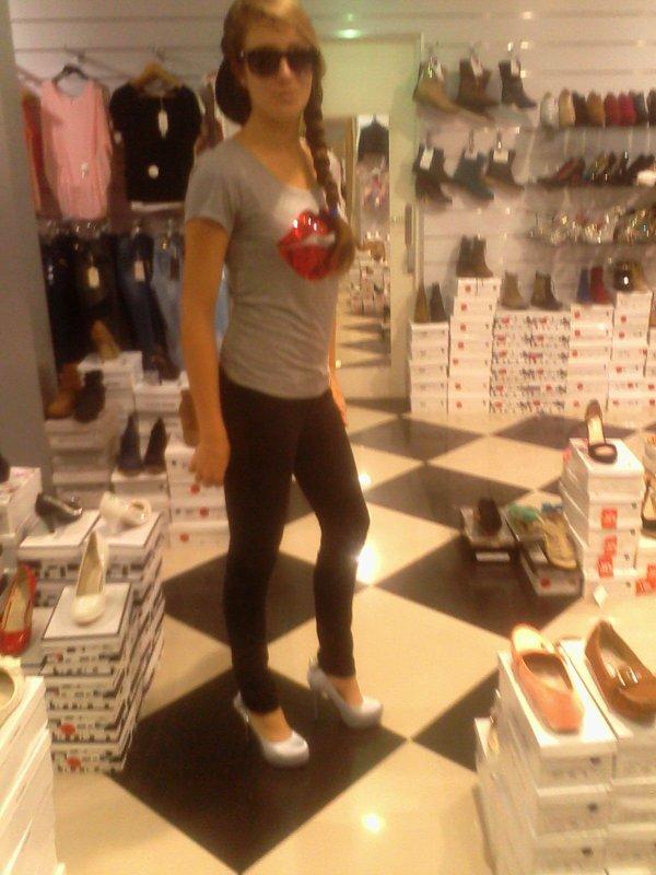 Delir en shopping