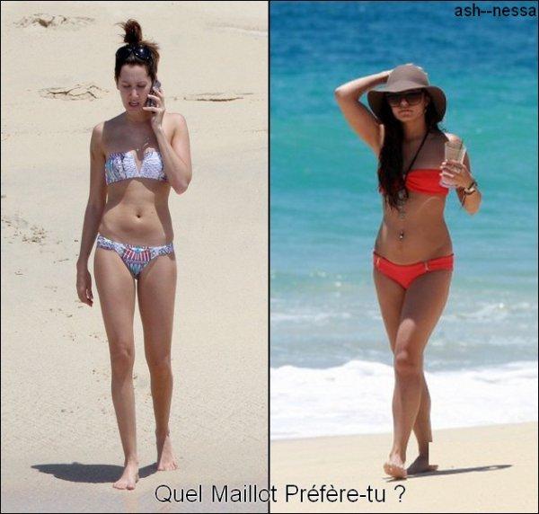 Vanessa & Ashley 2 Mai