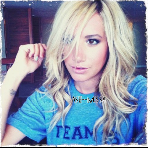 Ashley 2 Août + info Vanessa