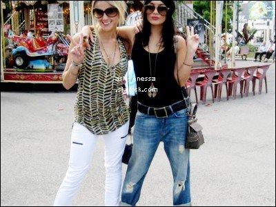 Vanessa & Ashley 1er Septembre
