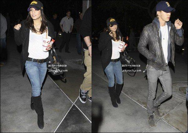 Ashley & Vanessa 6 janvier