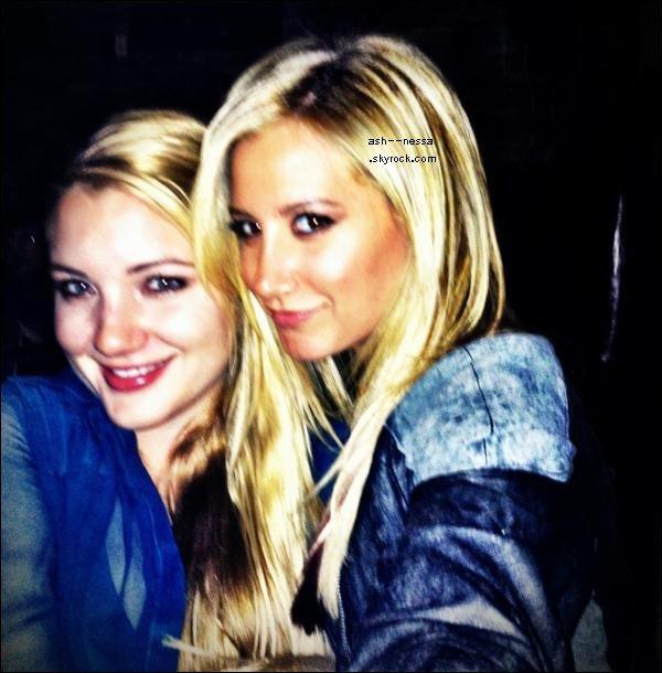 Vanessa & Ashley 1er février