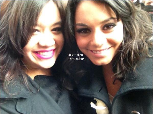 Ashley 7 février & Vanessa 8 février