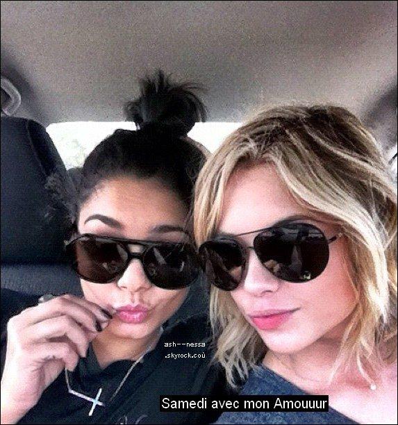 Ashley et Vanessa 3 mars
