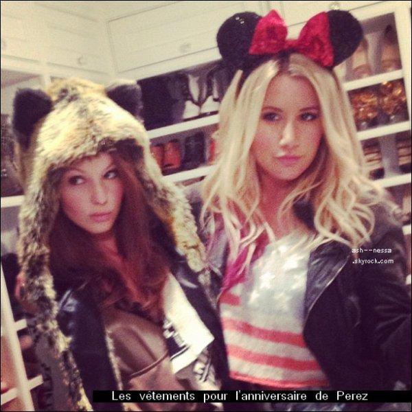 Vanessa & Ashley 24 mars