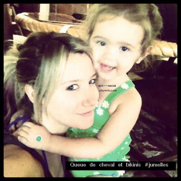 Ashley 23/05 + Vanessa 22/05