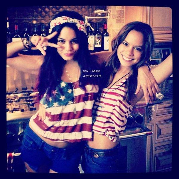 Ashley & Vanessa 7 et 8 juillet