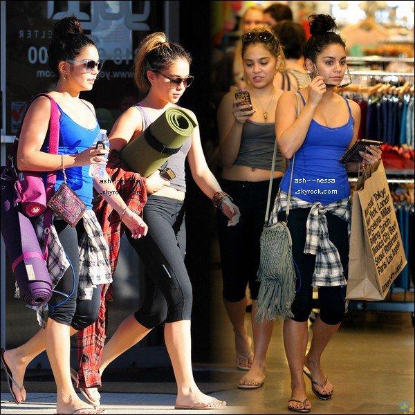 Vanessa 8, 9, 10 et 11 septembre et Ashley 10 septembre