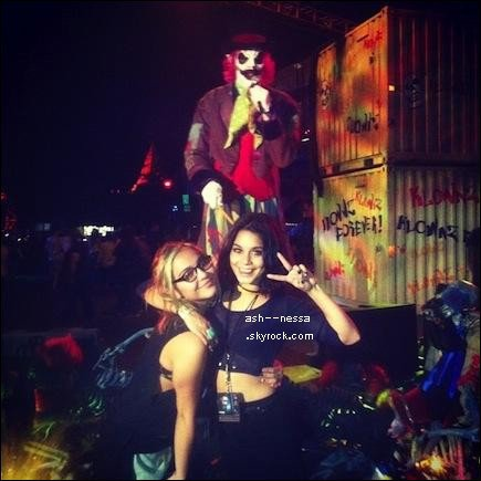 Ashley et Vanessa 2 octobre + Vanessa 1er octobre