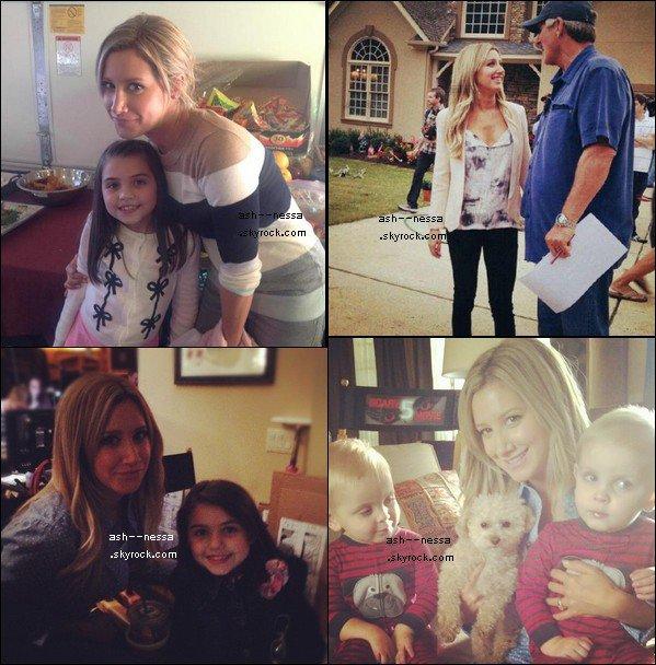 Vanessa 17 octobre+ Ashley à Atlanta