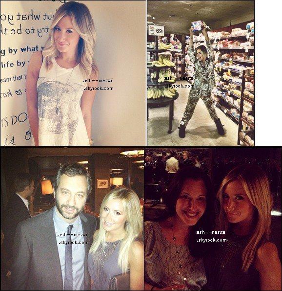 Vanessa 30/10-29/10 & Ashley 29/10