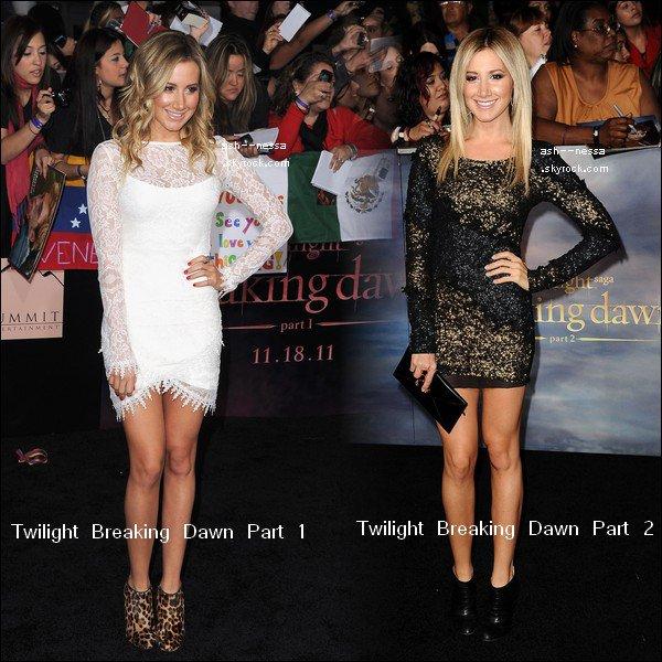 Ashley & Vanessa 12 novembre