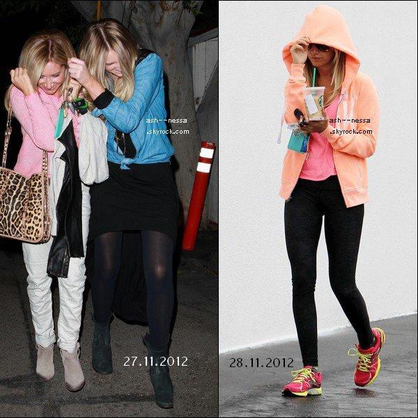 Ashley 27,28 & 29 novembre