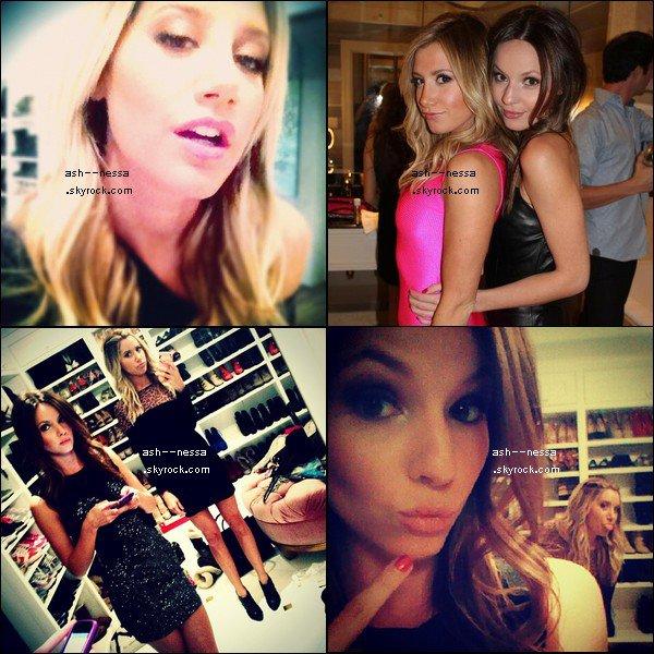 Ashley 2,5,6,7 et 9 décembre