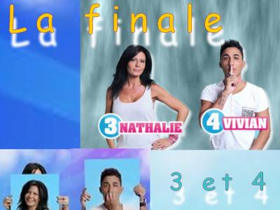 Votez Julie , Nathalie et Vivian <3