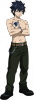 Personnage: Grey Fulbuster