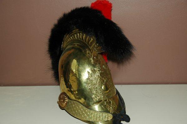 casque pompier 1821/1830
