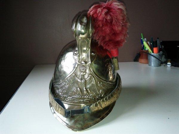 casque de 1855 de MERCUROL