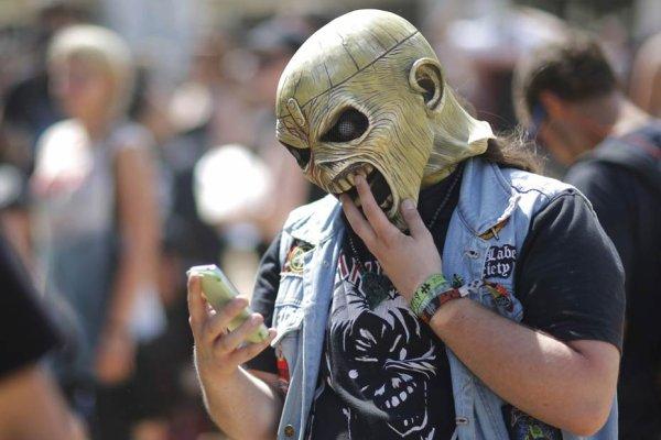 Iron Maiden Fan