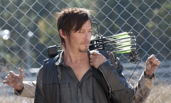 Norman Reedus (Daryl dans TWD)