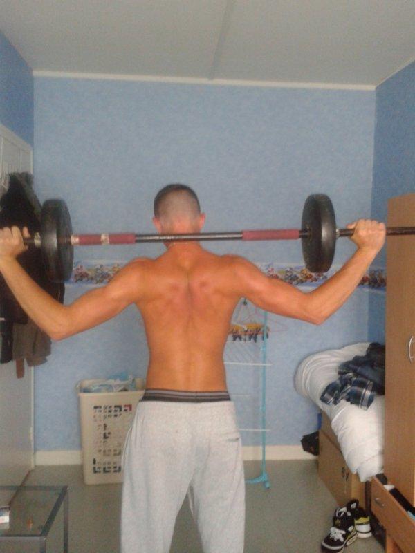 en mode (muscul)