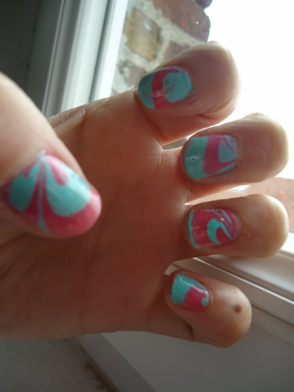 Challenge Day 20 : Water marble